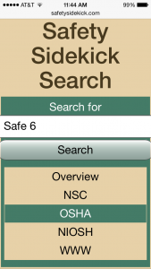 safetysidekick screenshot